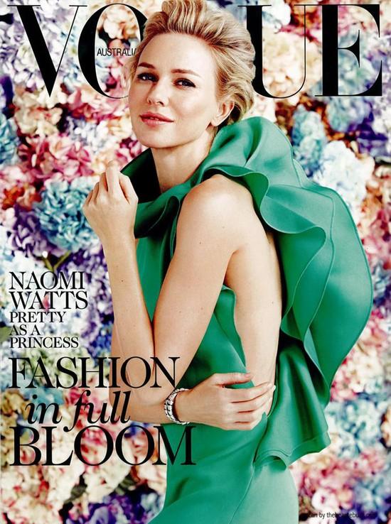 Naomi Watts w sukni Gucci