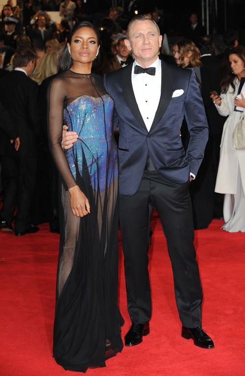 James Bond: Skyfall - premiera filmu (FOTO)