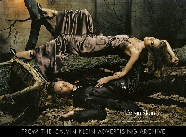 Natalia Vodianova dla Calvina Kleina - przegląd! (FOTO)