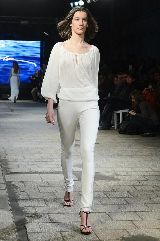 Natalia Jaroszewska na Warsaw Fashion Week