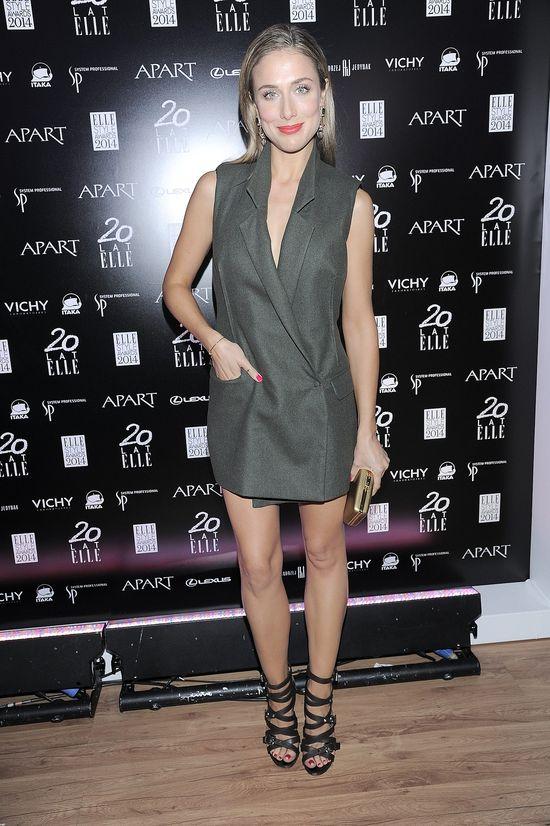 Stylowy misz masz na ELLE Style Awards 2014 (FOTO)