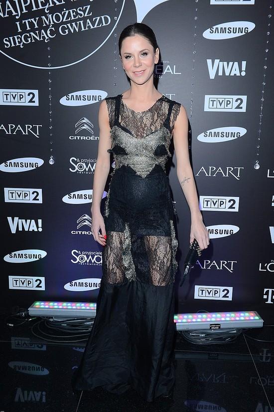 Gwiazdy na gali Viva Najpiękniejsi 2012