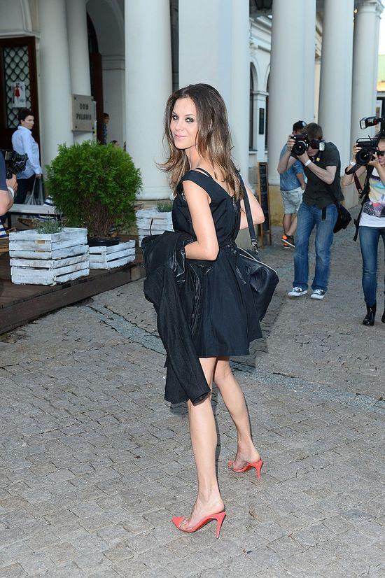 Stylizacje gwiazd na Warsaw Fashion Street
