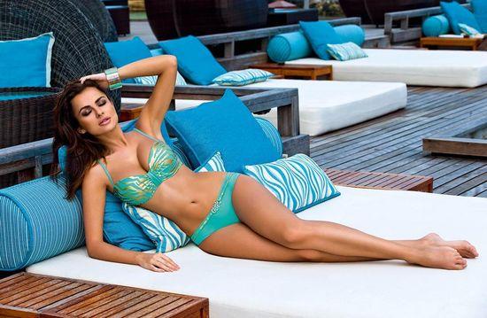 Natalia Siwiec w kampanii kostiumów kąpielowych (FOTO)