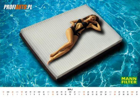 Natalia Siwiec w kalendarzu na 2013 rok (FOTO)