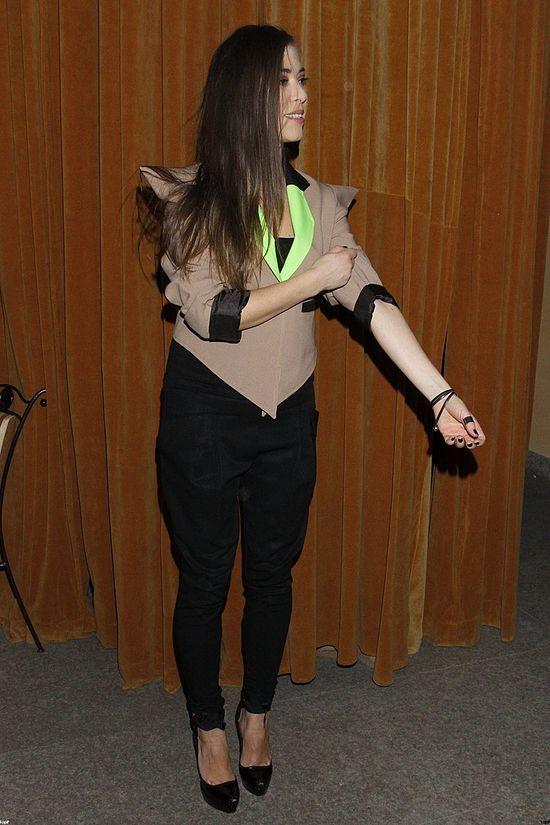 Natalia Kukulska w futurystycznym zestawie (FOTO)