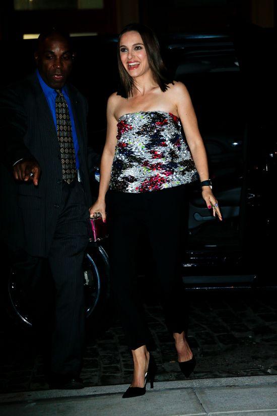 Natalie Portman w dwóch kreacjach jednej marki (FOTO)