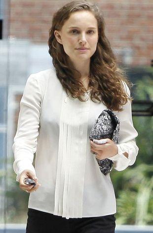Natalie Portman bez makijażu (FOTO)