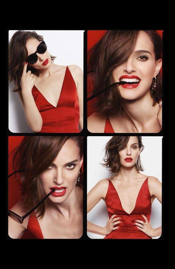 Musicie zobaczyć najnowszą kampanię Diora z Natalie Portman (FOTO)