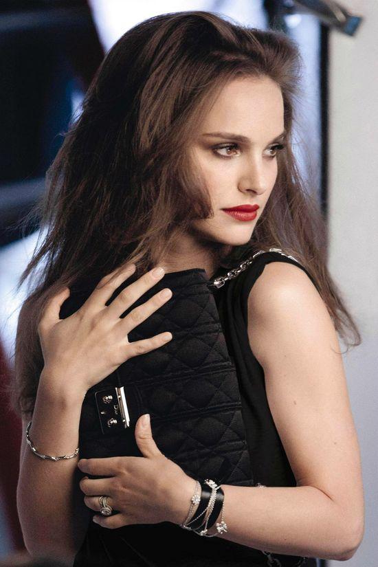 Natalie Portman dla Rouge Dior - nowe zdęcia!
