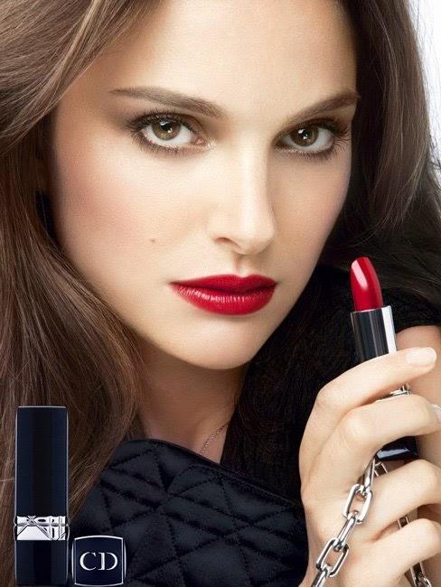 Natalie Portman dla Rouge Dior (FOTO)