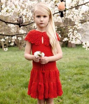 Córka Natalii Vodianovej wystąpiła w reklamie