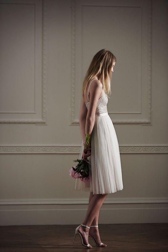 Pierwsza ślubna kolekcja od Needle & Thread (FOTO)