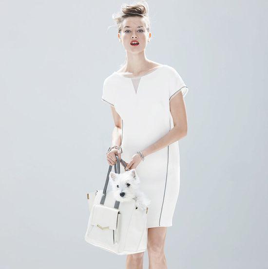 Zjawiskowa Monika Jac Jagaciak w lookbooku Neiman Marcus