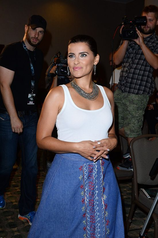 Nelly Furtado na Eska Music Awards 2013 (FOTO)