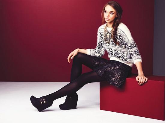New Look trend na jesień 2013 - Baboushka