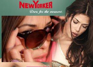 New Yorker - inspiracje na lato 2012