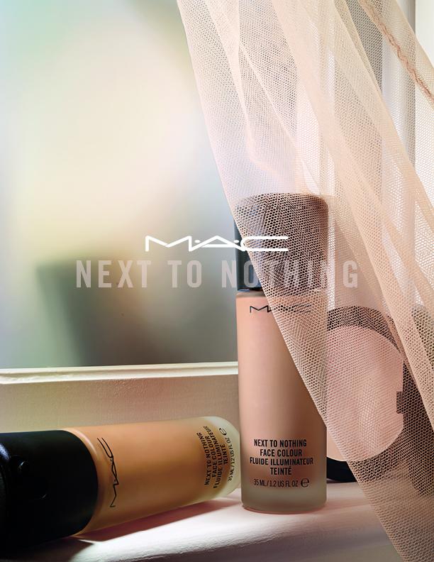 Bardzo delikatny makijaż na lato od MAC! M·A·C NEXT TO NOTHING