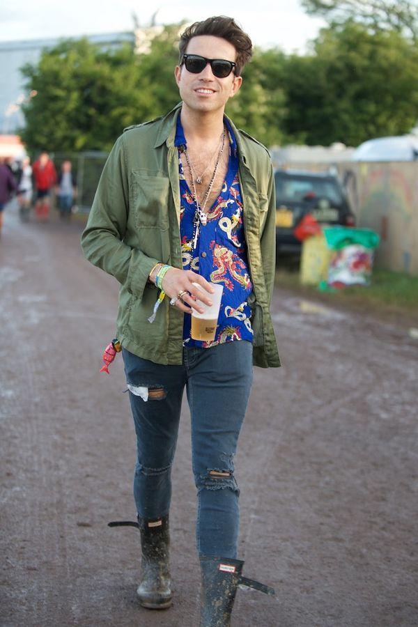 Spersonalizowane buty Hunter HITEM festiwalowej mody (FOTO)