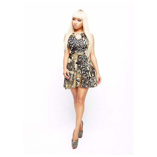 Kolekcja Nicki Minaj  dla Kmart (FOTO)