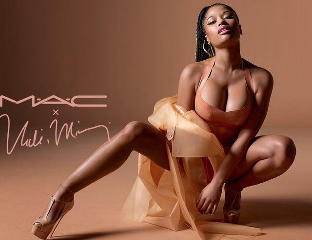 Ile szminek nude to wystarczająco? W kolekcji Nicki Minaj x MAC jest ich... 24!