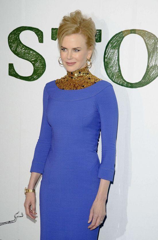Nicole Kidman w sukience L'Wren Scott (FOTO)