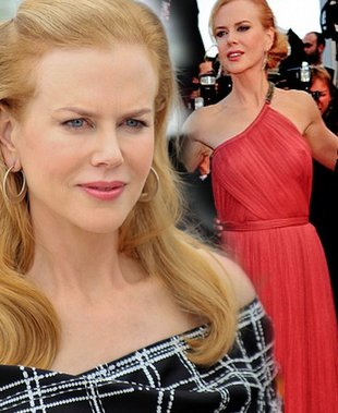 Dwie kreacje Nicole Kidman (FOTO)