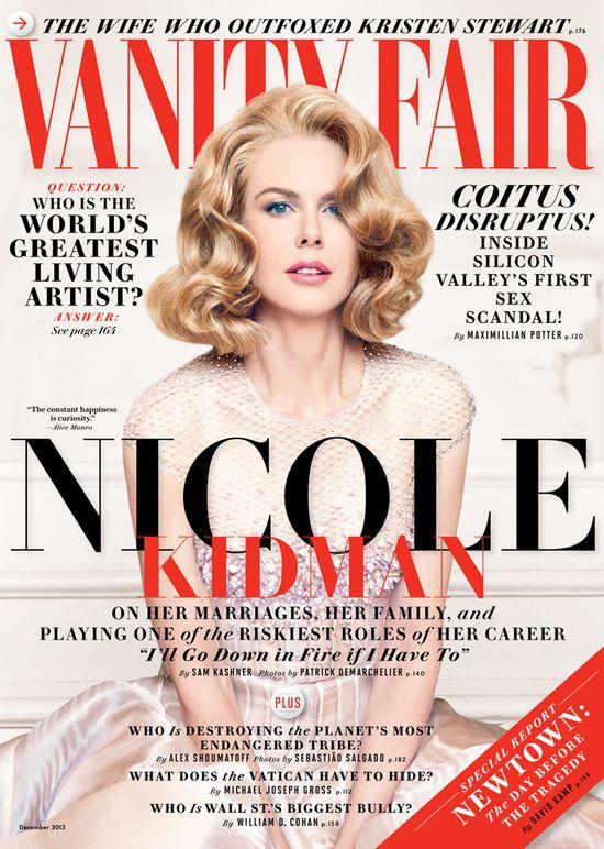 Nicole Kidman jak Grace Kelly (FOTO)