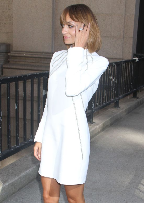 Nowa fryzura Nicole Richie (FOTO)