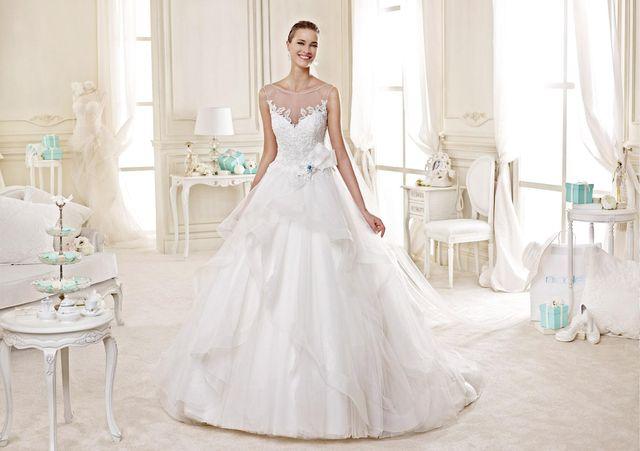 Suknie ślubne jak ze snów - Nicole Spose 2015 (FOTO)