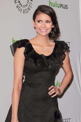 Nina Dobrev w sukience od Rachel Zoe (FOTO)