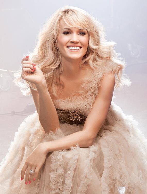Carrie Underwood zaprojektowała dla OPI