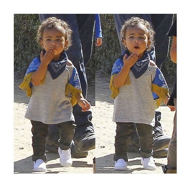 Kanye West zostanie projektantem ubrań dla dzieci?
