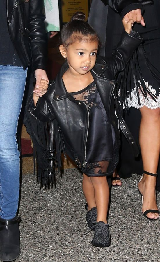 Wiemy ile zarabia glam squad 3-letniej North West! (FOTO)