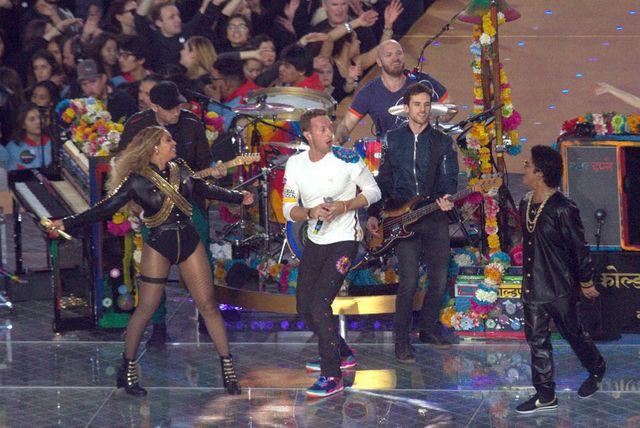 Beyonce na Super Bowl - jednak nie w ciąży? (FOTO)