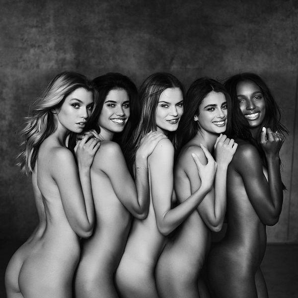 Nowe Aniołki Victoria's Secret pozują NAGO! (FOTO)