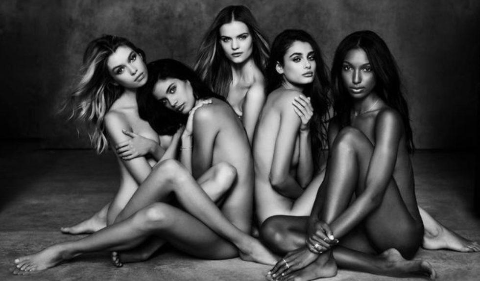 Victoria Secret modele nagie zdjęcia