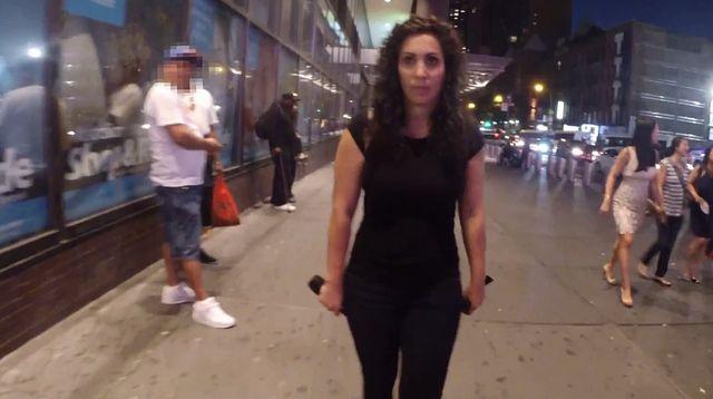 Nie chciałybyście być kobietą na ulicach Nowego Jorku...