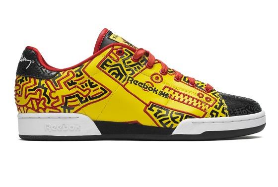 Kolekcja Reebok Classic z fundacją Keitha Haringa