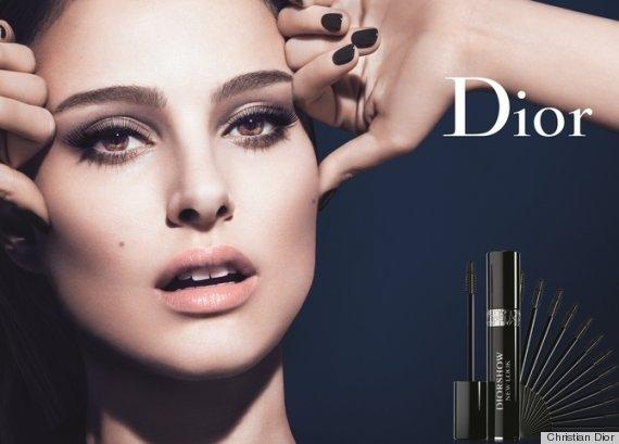Reklama Diora z Natalie Portman zakazana w Wielkiej Brytanii