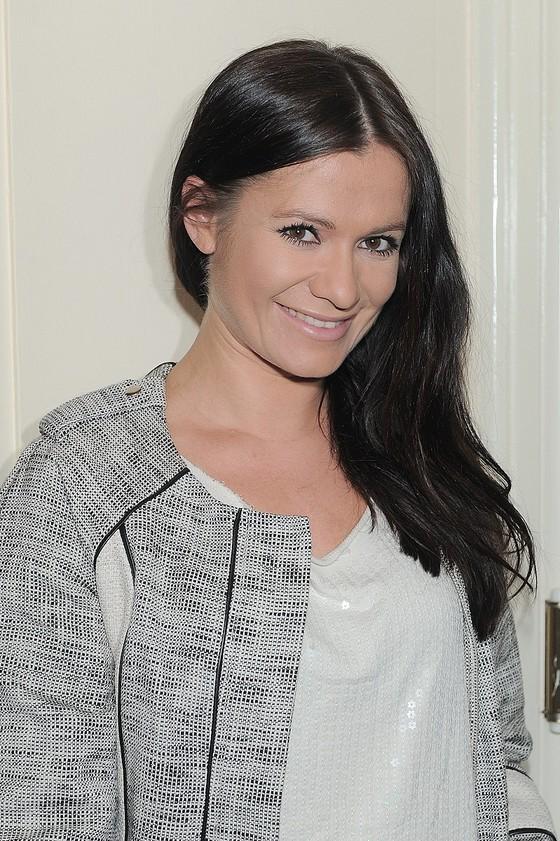 Anna Oberc w płaszczu z H&M za 279 zł