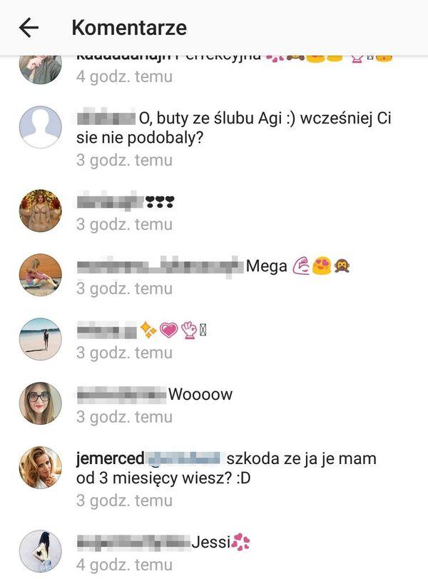 A na Instagramie Jessiki Mercedes... kłótnia o buty! (FOTO)