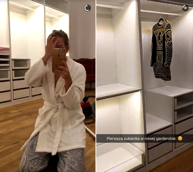 Jessica Mercedes pokazała swoją nową OGROMNĄ garderobę