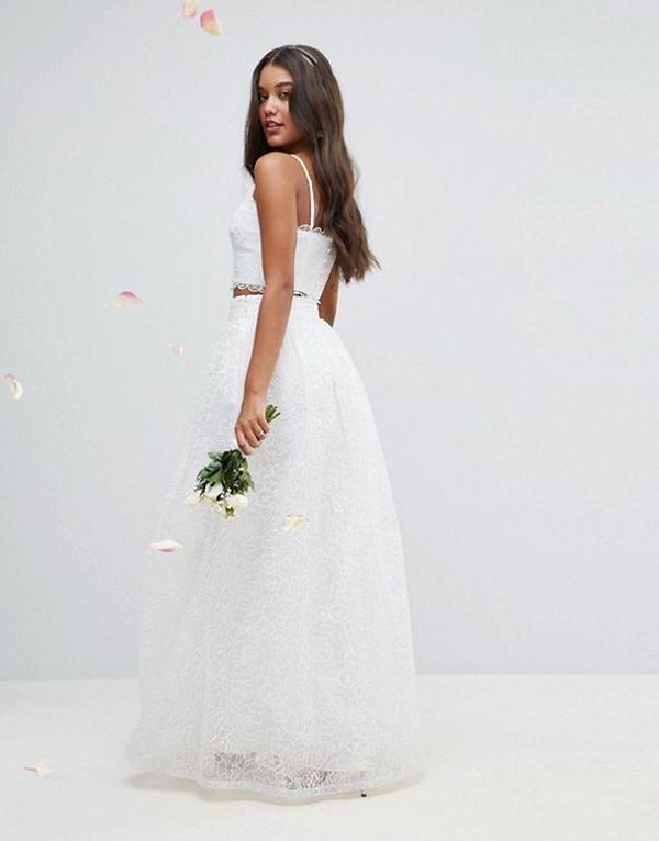 Suknia ślubna z Asos? Dlaczego by nie! [PRZEGLĄD]