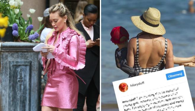 738eaeb3 Hilary Duff pokazuje cellulit na Instagramie - Zeberka.pl