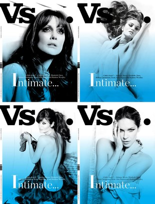 Sześć okładek Vs. Magazine (FOTO)