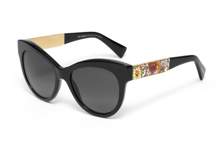 Anna Mucha w okularach Dolce & Gabbana Mosaico (FOTO)