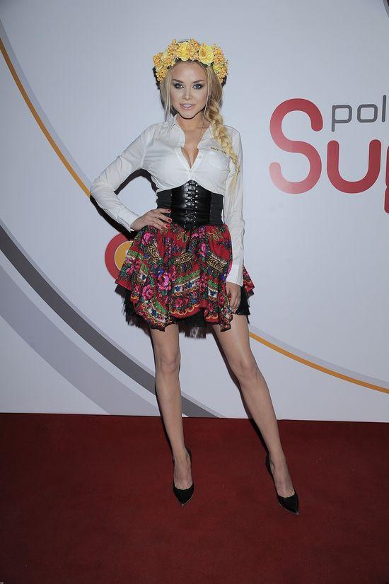 Celebrytki nie pokazały klasy na Polsat SuperHit Festiwal
