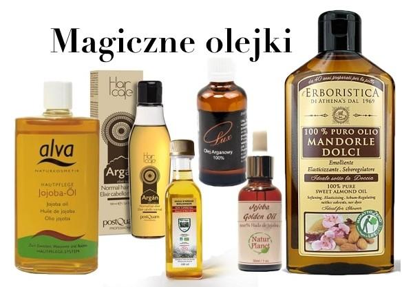 Olejek arganowy, jojoba i migdałowy - ich magiczna moc