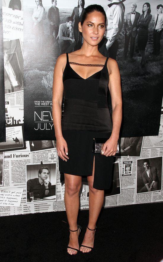 Olivia Munn w sukience Thakoon (FOTO)